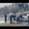 <h3>Cette séquence, ainsi que la dernière du film (sur la plage) fût tournée au cimetière de Blonville-sur-Mer (14) tout près de Deauville</h3>