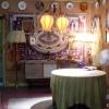 <h3>Intérieur de la maison de la mère d'Ace, la Daronne (Carmen Maura), une Gitane</h3>
