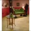 <h3>Le salon, vue de la salle de bain</h3>