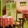 <h3>La cuisine, du point de vue de la caméra</h3>